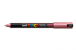 Posca Metallic Red 0.7mm Extra Fine Marker Pen